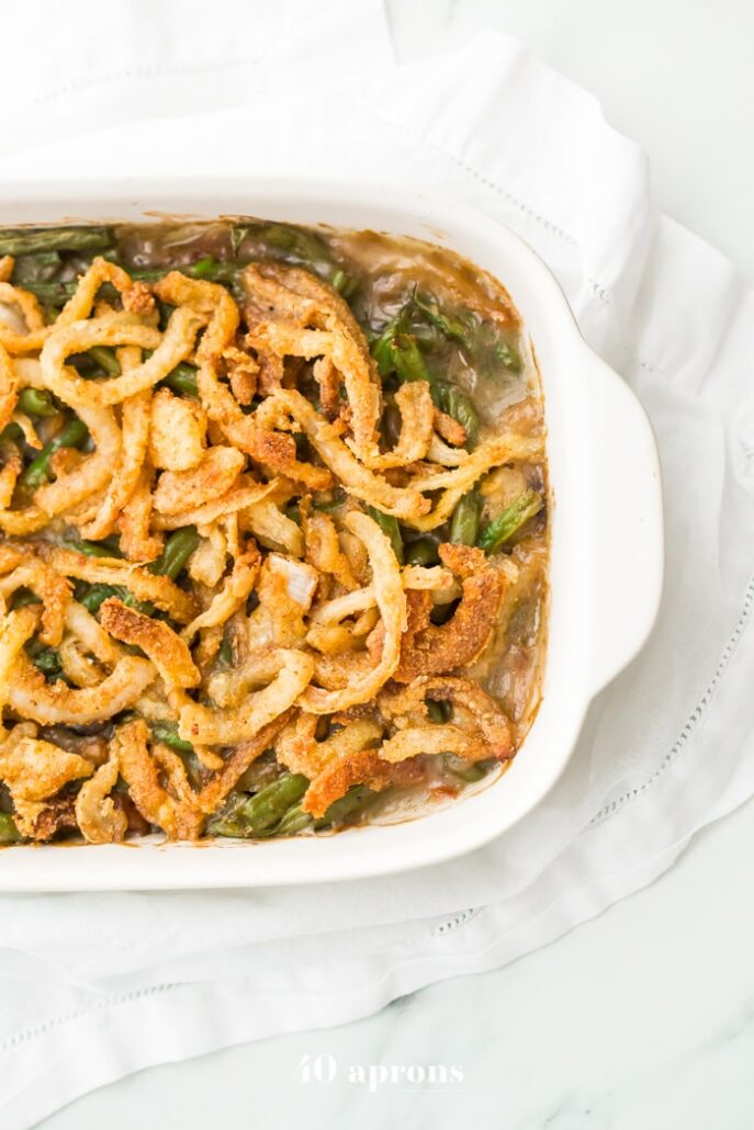 MLW Thanksgiving Recipe - whole30-green-bean-casserole-paleo
