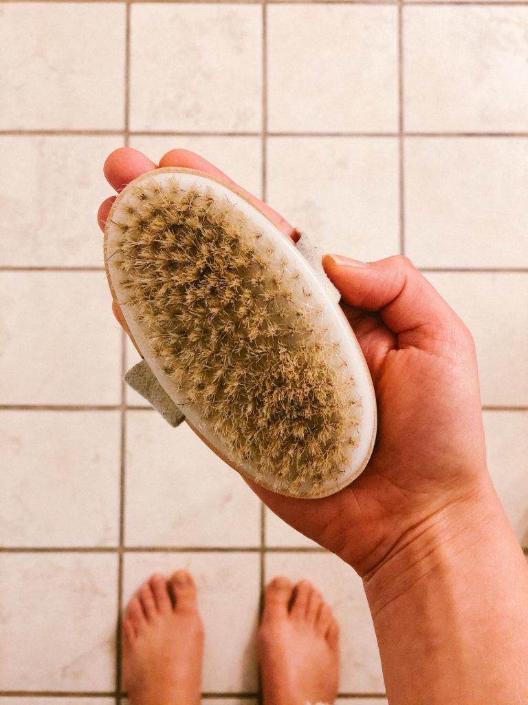 Mikaela Lauren Wellness Dry Brush