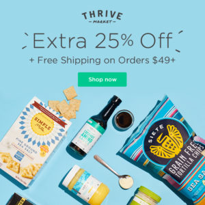 Thrive Market Code