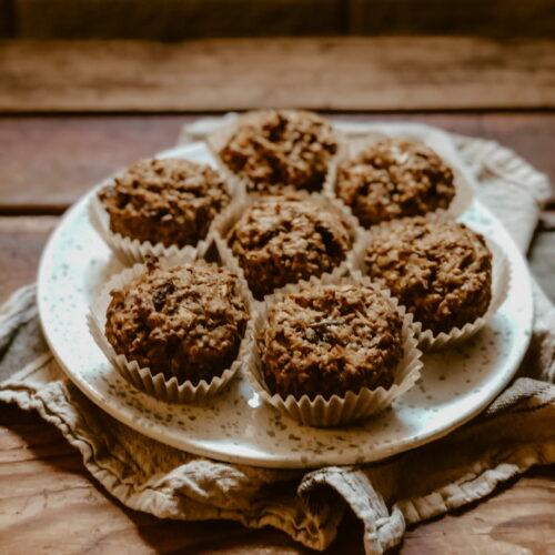 Mikaela Lauren Wellness Morning Glory Muffins